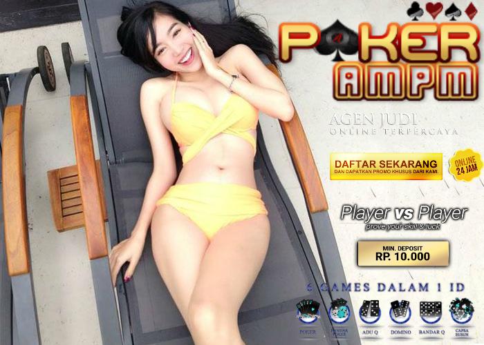 Agen Poker Online M-Banking BII - PokerAMPM
